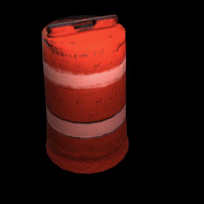Barrel game assets
